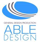 株式会社 エイブルデザインロゴ